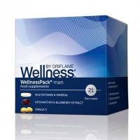 WellnessPack Man Suplemento Alimentar